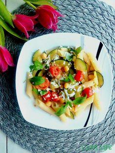 Penne, Bruschetta, Ethnic Recipes, Food, Essen, Meals, Yemek, Pens, Eten