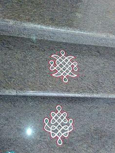 Indian Rangoli Designs, Rangoli Border Designs, Rangoli Patterns, Rangoli Ideas, Rangoli Designs With Dots, Rangoli Designs Images, Rangoli With Dots, Beautiful Rangoli Designs, Simple Rangoli