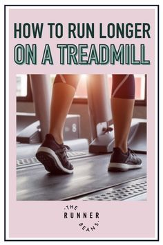 It's hard not to dread the treadmill if all you're using it to do is run the same pace, everyday while zoning out on your thoughts.Try adding a bit of kick to your treadmill workouts instead - try running longer—to make your workout more exciting! Max out the benefits of treadmill running by reading more about it on the blog. Click now! Running On Treadmill, Treadmill Workouts, Running Workouts, Half Marathon Training, Marathon Running, Running Tips Beginner, Runner Diet, Runner Beans