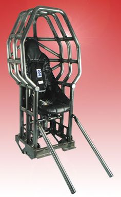 Now That's a ROPS !  Tractor Pulling Roll Cages manufactured to SEMA specifications.