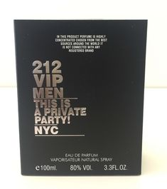 1eb2b13436 Perfume 212 Men The new #fragrance for #men by Smart Collection Australia. #