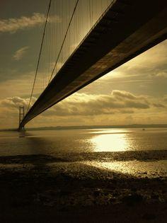 Humber Bridge, Kingston upon Hull.