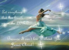 Let everything that has breath praise Yah!