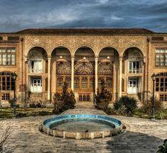 Behnam house,Tabriz