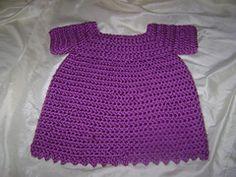 Ravelry: Basic Baby Dress pattern by Sabra Morse
