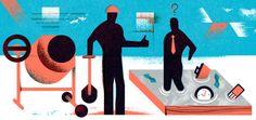 Kan de bouwsector opnieuw beginnen? | Aron Vellekoop Leon #Bouw