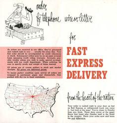 Vintage Omaha Steaks Advertisements and Catalogs