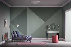 Best home diy painting wall colors 37 ideas Bedroom Wall, Bedroom Decor, Wall Decor, Paint Decor, Diy Wall, Wall Art, Dream Bedroom, Interior Walls, Interior Design