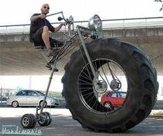 Monster Tricycle