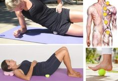Here Is How to Use Tennis Ball to Relieve Your Sciatic Nerve Pain and Back Pain