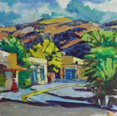 West Shore, Waimea | Annie Helmericks-Louder, ARTIST Travel Blog