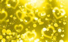 تحميل خلفيات الأصفر وهج القلوب 4k الأصفر بريق الخلفية الإبداعية الحب المفاهيم مجردة القلوب قلوب صفراء Besthqwallpapers Com Animated Gif Animation