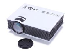 Rienar Multi-media 800 Lumens Portable Hd LED Projection Micro Projector Cinema Theater Features      Support 1080P Full HD input the scale of screen is 4:3, the distance of projection is from 3.51ft to 12.48ft;Multi-function input: IP/IR/USB/SD/HDMI.     100% brand new and high quality; Picture switch form 16:9 and 4:3     Keystone correction supported;Power bank charge charge function by USB port to connect     55W low power cost, eco-oriented;Electronics zoom function, easy picture size…