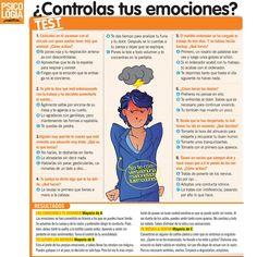 Test ¿Controlas tus emociones?