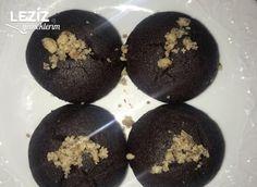 Browni Kurabiye (Tadı Şahane) Muffin, Cookies, Chocolate, Breakfast, Desserts, Food, Crack Crackers, Morning Coffee, Tailgate Desserts