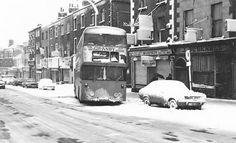 Sth Richmond St 1982.