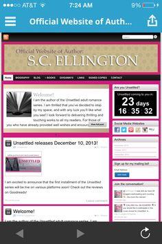 Check out my website: www.scellington.com.