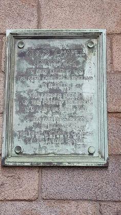 King's Chapel - Boston, MA