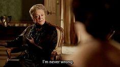 Quand j'essaye de discuter une décision avec le pdg.