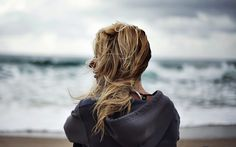 When you feel like quitting think about why you started. Lost Girl, 2017 Photos, Beach Girls, Blog Tips, Cute Hairstyles, Quote Of The Day, American Girl, Find Image, How Are You Feeling