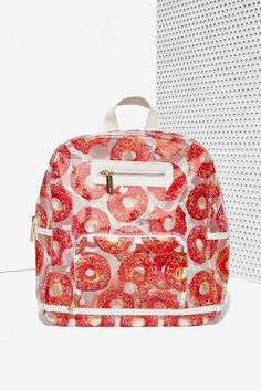 Skinnydip London Nom Nom Clear Backpack - Accessories | Bags + Backpacks