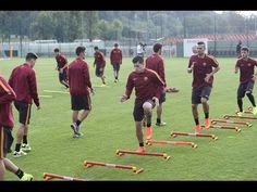 Great Roma Training Session | Top Soccer Coach Blog