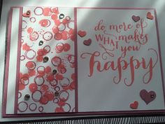 Stampin mit Scraproomboom - Stampin' Up! - Hello Life und Playful Backgrounds