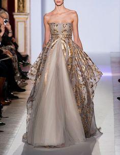 Zuhair Murad Haute Couture Spring/Summer 2013.