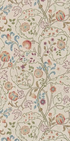 Mary Isobel Rose/Artichoke från William Morris & Co