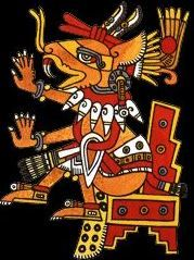"HUHUECÓYOTL ( ""very old coyote"") 