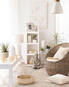 Neutro! bangalowblog neutral decor homedecor interiordesign designdeinteriores decorao buda love