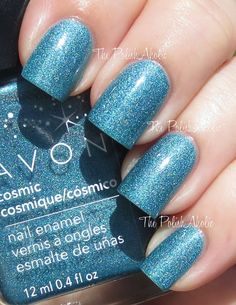 Avon Nail Enamel - Galaxy (Cosmic Collection) / ThePolishAholic