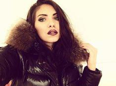 Moncler, Down Puffer Coat, Winter Jackets Women, Fur Collars, Fur Jacket, Puffer Jackets, Winter Fashion, Coats, Hoodies
