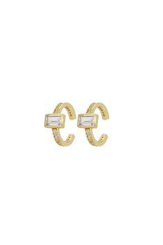 FAYE HOOPS, XL – Lili Claspe Sell Gold, Jewel Box, Polished Brass, Earring Set, Hoop Earrings, Jewels, Gemstones, Accessories, Baby