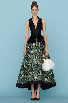 Ulyana Sergeenko: Paris Haute Couture Spring/Summer 2015