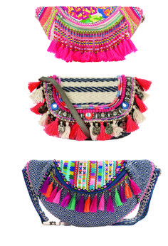 Discover recipes, home ideas, style inspiration and other ideas to try. Hippie Bags, Boho Bags, Hippie Chic, Boho Chic, Tribal Bags, Diy Sac, Ethnic Bag, Diy Vetement, Diy Handbag