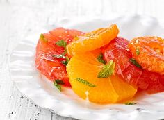 fresh fruit with citrus mint dressing fresh fruit with citrus mint ...