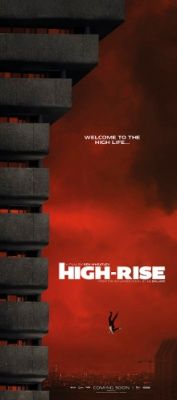 Based on the novel by J.G. Ballard, High-Rise is set in 1975 London and follows the story of a young doctor who moves into a high-rise tower block and becomes seduced by the lifestyle and community living within it.