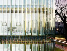 Rijkskantoor - Claus & Kaan Architecten by bmd3d, via Flickr
