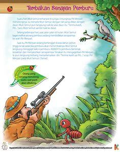 Tembakan Senapan Pemburu | Ebook Anak