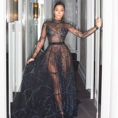 La La Anthony's Met Gala Outfit Show's Carmelo What He's Missing | The Rickey Smiley Morning Show