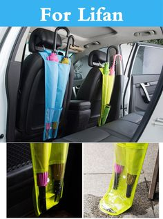 201793631079 Interior Accessories · Car Seat Back Hanging Holder Foldable Organizer  Umbrella For Lifan -530 Smily Solano Cebrium -