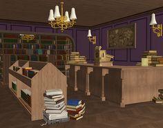 YanderePlumSims - I like the little book shelf.