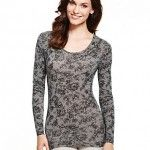 BARGAIN Heatgen™ Thermal Lace Top was £15 NOW £2.99 at M&S - Gratisfaction UK