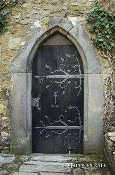 I would totally have this as my front door!