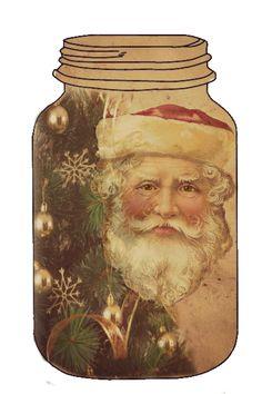 glenda's World : 2014 Christmas tags, sheet of 6