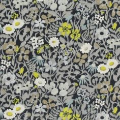 Liberty of London Motif Liberty, Liberty Art Fabrics, Liberty Of London Fabric, Liberty Print, Fabric Patterns, Flower Patterns, Color Patterns, Flora Flowers, Tapestry Fabric