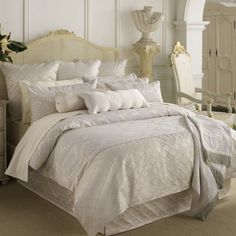 Online since best brands bed linen, soft furnishings and gifts. Shop our huge range of quality quilt covers, bed sheets, cushions and toys online today! Sunken Bed, Duvet, Restoration Hardware Bedding, Pottery Barn Teen Bedding, How To Dress A Bed, King Comforter Sets, Luxury Bedding Sets, Dream Bedroom, Child Room