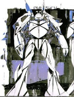 Gundam by Mead