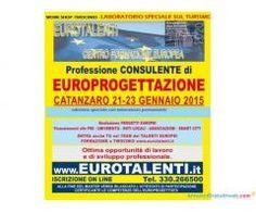 EUROPROGETTAZIONE Reggio Calabria -#LAVORA SUBITO CON I #FINANZIAMENTI #EUROPEI Edizione speciale del corso in #europrogettazione #Eurotalenti.it a #Catanzaro il 21-23 Gennaio 2015 #Opportunità #occupazionale e di sviluppo #professionale  RIPARTI CON UNA #COMPETENZA INNOVATIVA  Diventa esperto #EUROPROGETTISTA  http://www.eurotalenti.it  Esprimi il tuo #TALENTO realizzando #progetti europei  Annunci gratuiti - Annuncigratuitiweb.com